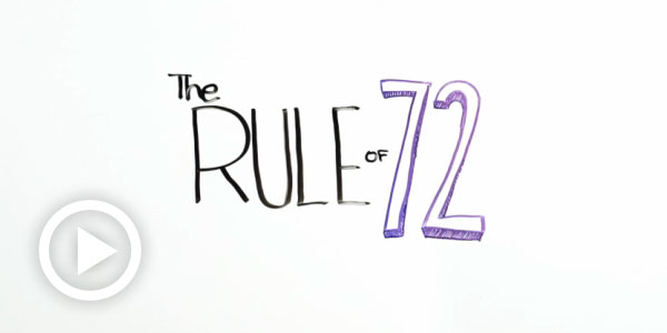 The Rule of 72