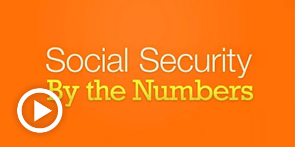 Social Security: By the Numbers